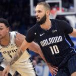 NBA – Français de la nuit : Nouveau season-high pour Fournier, gros double-double pour Gobert
