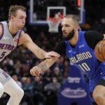 NBA – Les Français de la nuit : Evan Fournier et Sekou Doumbouya manquent d'adresse
