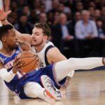 NBA – Les Français de la nuit : Frank Ntilikina et les Knicks s'offrent une nouvelle fois les Mavs