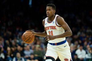 NBA – David Fizdale parle de la blessure de Frank Ntilikina