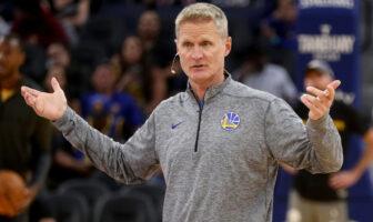 NBA - Steve Kerr révèle la règle fondamentale que les Warriors ne respectent pas