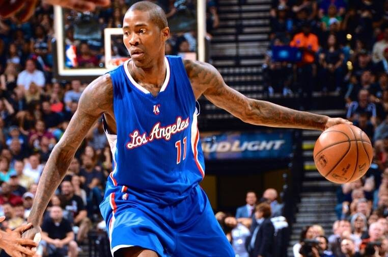 Jamal Crawford avec les Clippers