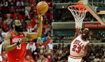 James Harden dépasse Michael Jordan sur un record de scoring, il balaye