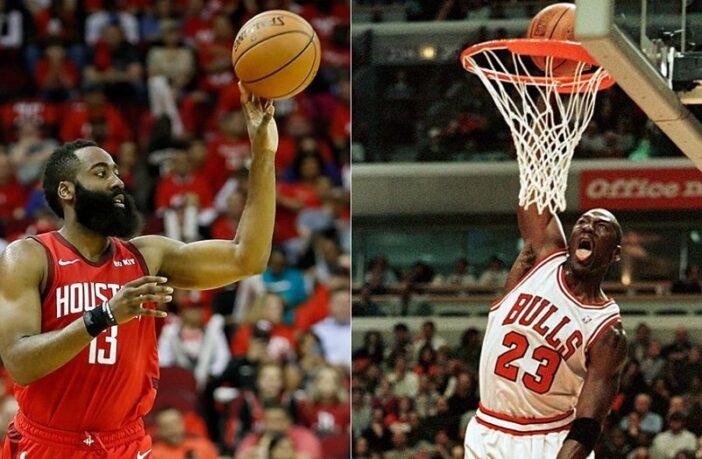 NBA - James Harden dépasse Michael Jordan sur un record de scoring, il balaye