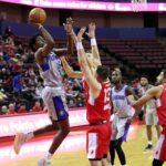 NBA – Français de la nuit : Hoard et Doumbouya sortent le très grand jeu en G League