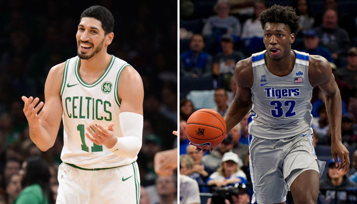 Enes Kanter détruit la NCAA sur Twitter suite à l'affaire James Wiseman