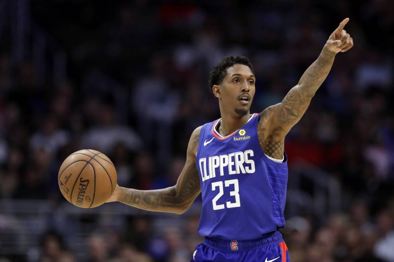 Lou Williams en leader des Clippers