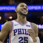 NBA – Ben Simmons brise le silence pour la 1ère fois depuis le trade Harden