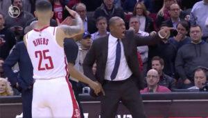 NBA – Doc Rivers exclu par les arbitres… à cause de son fils !
