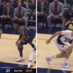 NBA – Mis dans le vent par Kevin Porter Jr, Evan Fournier réagit avec fair-play