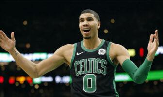Jayson Tatum a réalisé l'un des pires matchs de l'histoire des Celtics