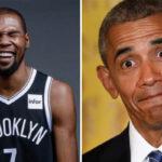 NBA – L'incroyable insolence de Kevin Durant envers Kyrie et… Barack Obama !