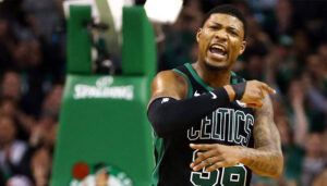 NBA – Marcus Smart raconte l'incident raciste dont il a été victime hier en plein match