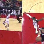 NBA – L'énorme contre de Kendrick Nunn sur Russell Westbrook !