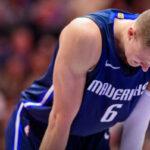 NBA – Kristaps Porzingis dégommé par les fans des Knicks après son tweet