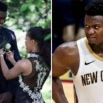 NBA – Avec qui Zion Williamson est-il en couple ?