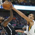 NBA – Les Français de la nuit : Rudy Gobert est instoppable, Frank Ntilikina est calme