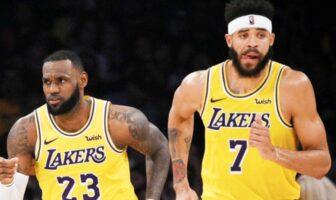 NBA - JaVale McGee révèle la nouvelle mentalité des Lakers cette saison
