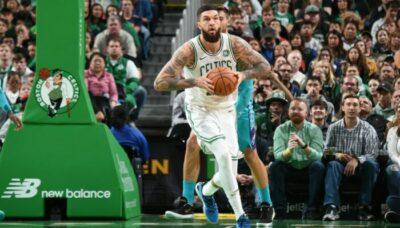 NBA – Vincent Poirier met un gros coup de pression aux Celtics