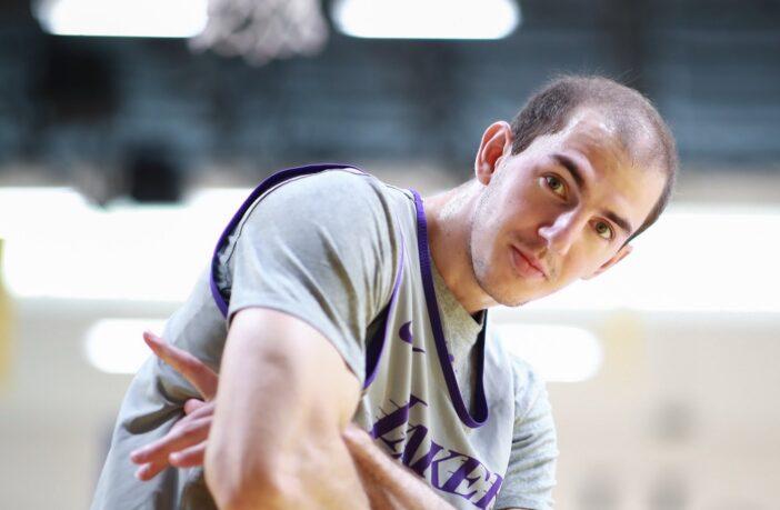 Alex Caruso des Lakers