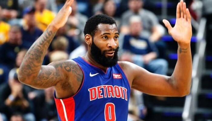 Le match monstrueux d'Andre Drummond