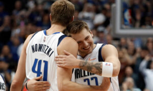 NBA – La blague assassine de Luka Doncic sur Dirk Nowitzki