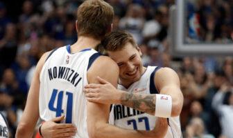 NBA - La blague assassine de Luka Doncic sur Dirk Nowitzki