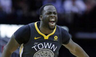 NBA - Draymond Green très énervé par les propos de l'arbitre envers lui