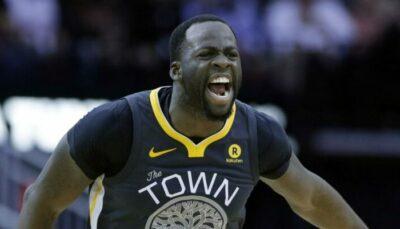 NBA – Draymond Green dévoile le seul joueur plus trash-talkeur que lui