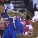 NBA – Quand Matt Barnes insultait la mère de James Harden en plein playoffs