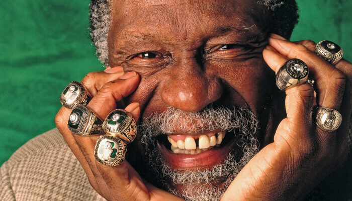 NBA - Pourquoi Bill Russell vient d'accepter sa bague du Hall of Fame... 44 ans après