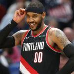 NBA – L'incroyable fou rire entre le banc des Raptors, Nick Nurse, et Carmelo Anthony