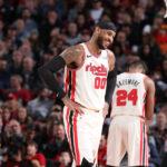 NBA – Quand Melo bouscule un coéquipier pour un rebond