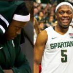 NCAA – Le prospect NBA Cassius Winston perd son frère… et gagne dans une soirée bouleversante