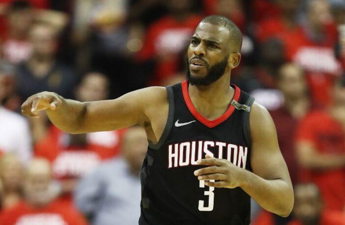 NBA - Chris Paul pense s'être fait poignarder dans le dos