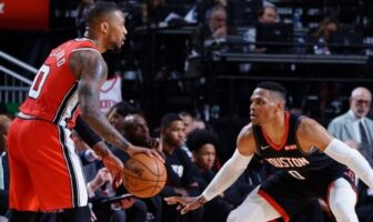 """NBA - Damian Lillard tue sa """"rivalité"""" avec Russell Westbrook en une phrase"""