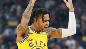 NBA – Trades à venir à Golden State… dont D'Angelo Russell ?