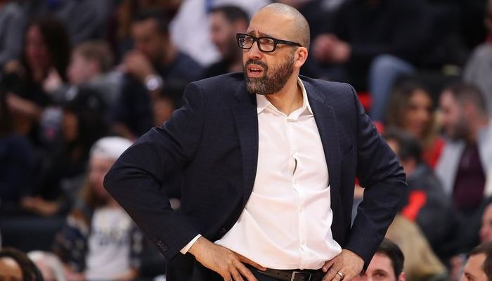 les fans des Knicks demandent déjà le départ de David Fizdale