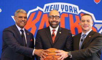 Du changement chez les Knicks ?