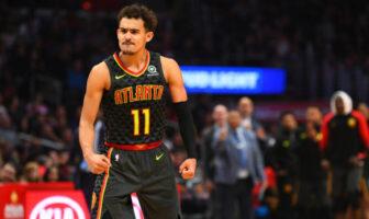 NBA - Trae Young sort un triple-double pas vu à Atlanta depuis 45 ans