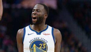 NBA – Draymond s'énerve : « Qu'on ne parle pas de lui, c'est embarrassant »
