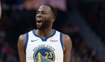Réaction de Draymond Green