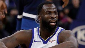 NBA – Draymond Green poursuivi par une franchise ?