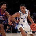 NCAA – Duke lance sa saison par une victoire sur le fil !