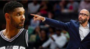 NBA – David Fizdale : « Je suis fatigué de Tim Duncan »