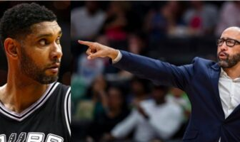 Tim Duncan et David Fizdale