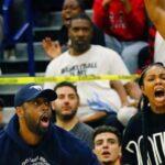 High School/NBA – Zaire, Bronny et la pépite Mikey Williams régalent devant Flash, LeBron réagit