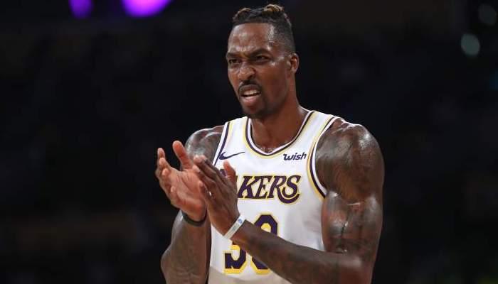 Dwight Howard apprécie l'efficacité du banc des Lakers