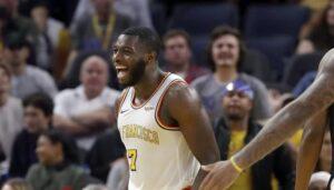 NBA – En feu, Eric Paschall succède à Steph Curry et Blake Griffin !