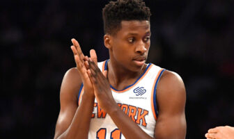 NBA - Frank Ntilikina frôle son career-high face aux Sixers